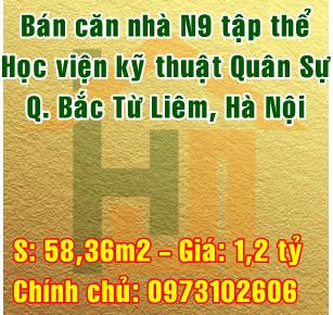 Cần bán nhà chính chủ tổ dân phố Tân Xuân 2, Xuân Đỉnh, Bắc Từ Liêm, Hà Nội